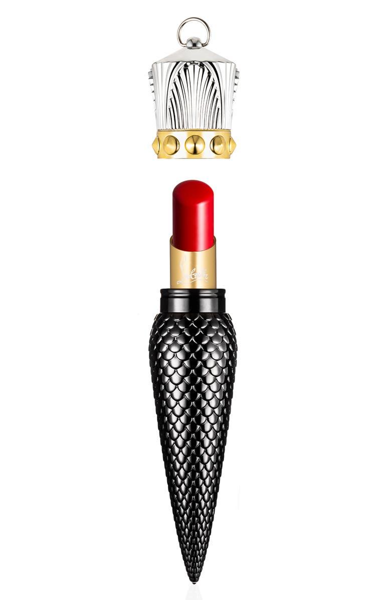 CHRISTIAN LOUBOUTIN Rouge Louboutin Sheer Voile Lip Colour, Main, color, ROUGE LOUBOUTIN 001S
