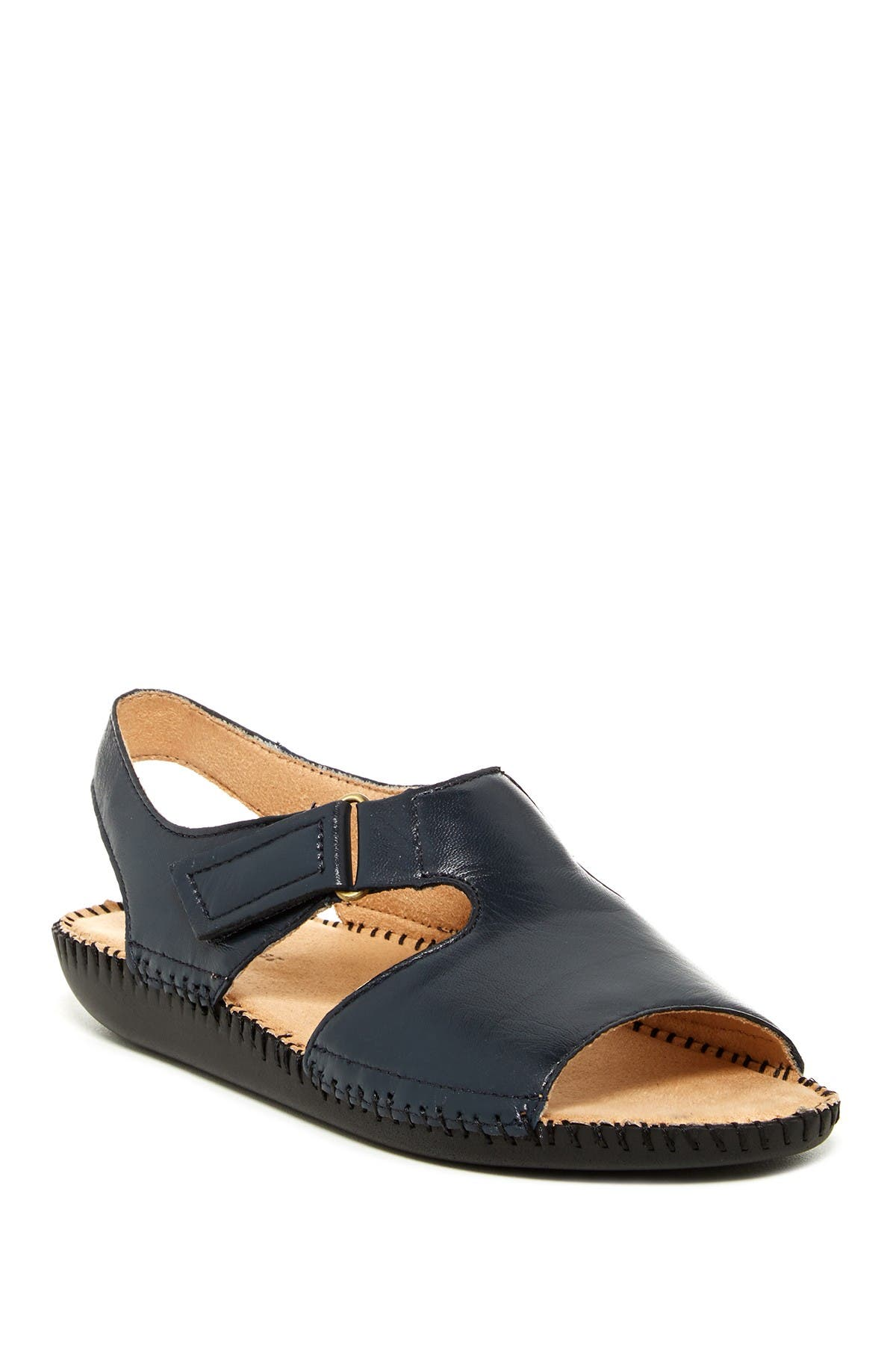 Image of Naturalizer Scout Leather Sandal - Multiple Widths Available