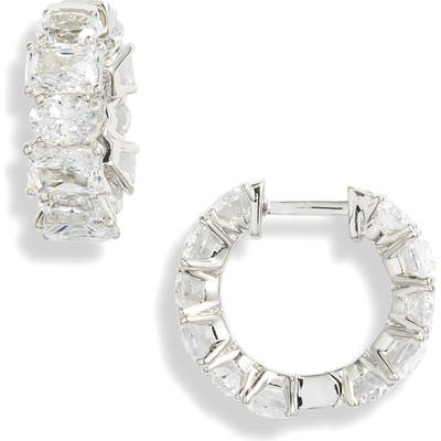 Nadri Gala Huggie Hoop Earrings