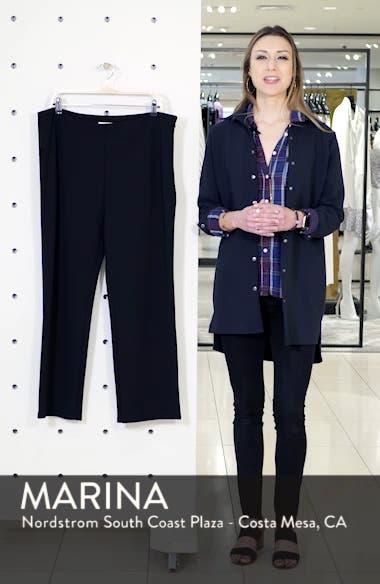High Waist Slim Pants, sales video thumbnail