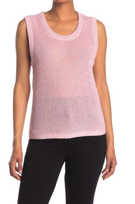 Image of Tibi Crispy Sweater Vest