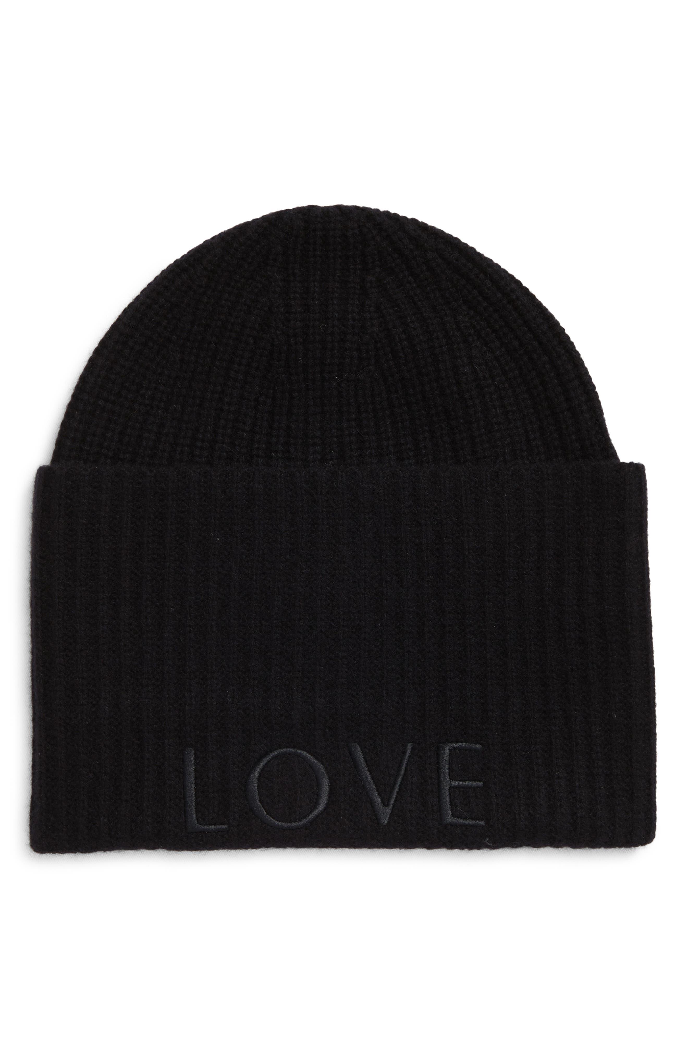 Love Recycled Cashmere Beanie