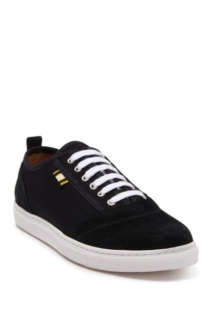 Image of Aprix Suede & Canvas Sneaker