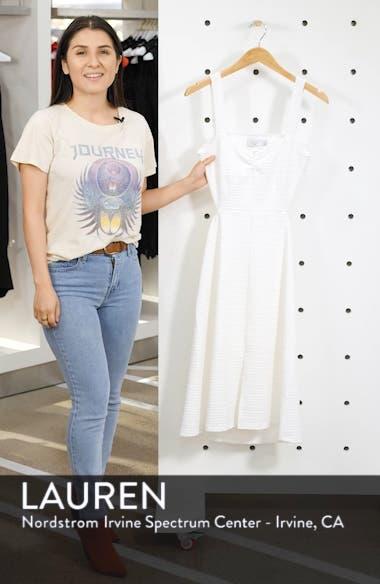 Ace-ing It Fit & Flare Midi Dress, sales video thumbnail