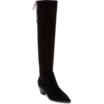 Blondo Esther Waterproof Over The Knee Boot, Black
