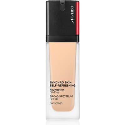 Shiseido Synchro Skin Self-Refreshing Liquid Foundation - 140 Porcelain