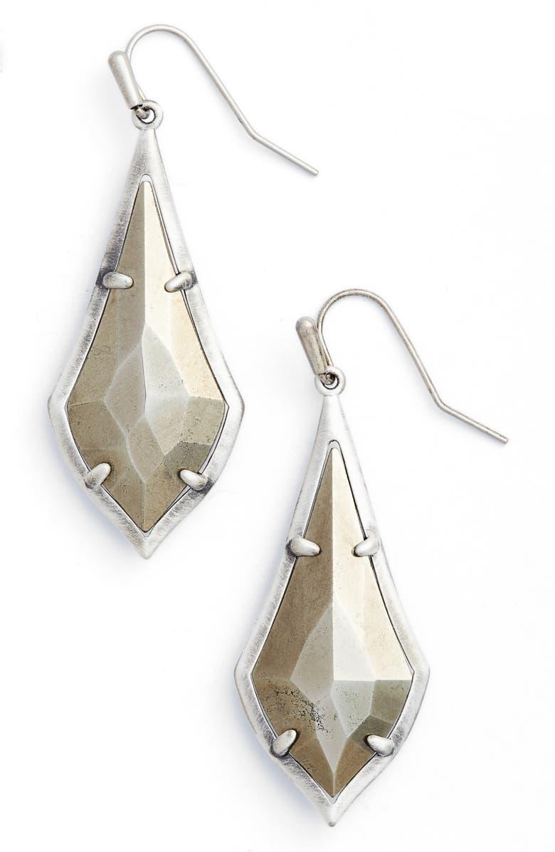 KENDRA SCOTT Olivia Drop Earrings, Main, color, 040