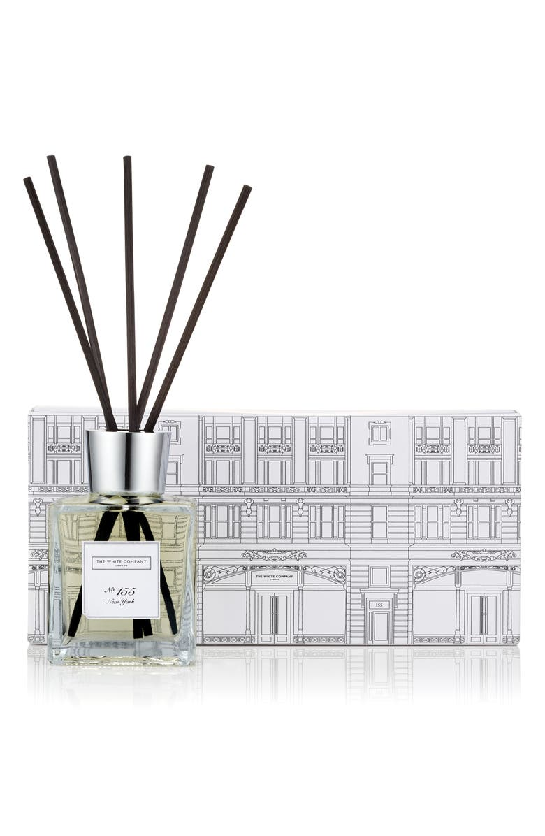 THE WHITE COMPANY No. 155 Home Fragrance Diffuser, Main, color, 100