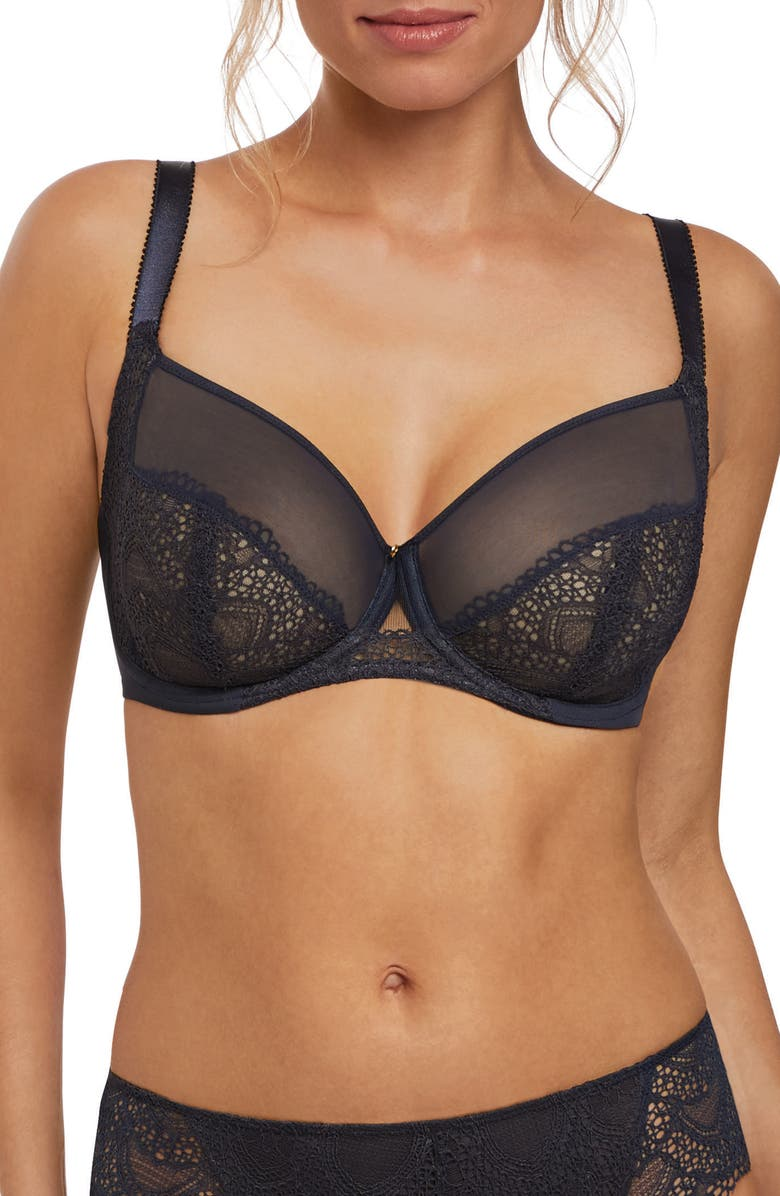 FANTASIE Twilight Underwire Side Support Bra, Main, color, 460