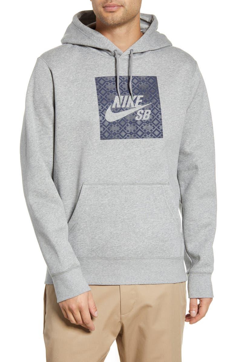 Nomad Hooded Sweatshirt by Nike Sb