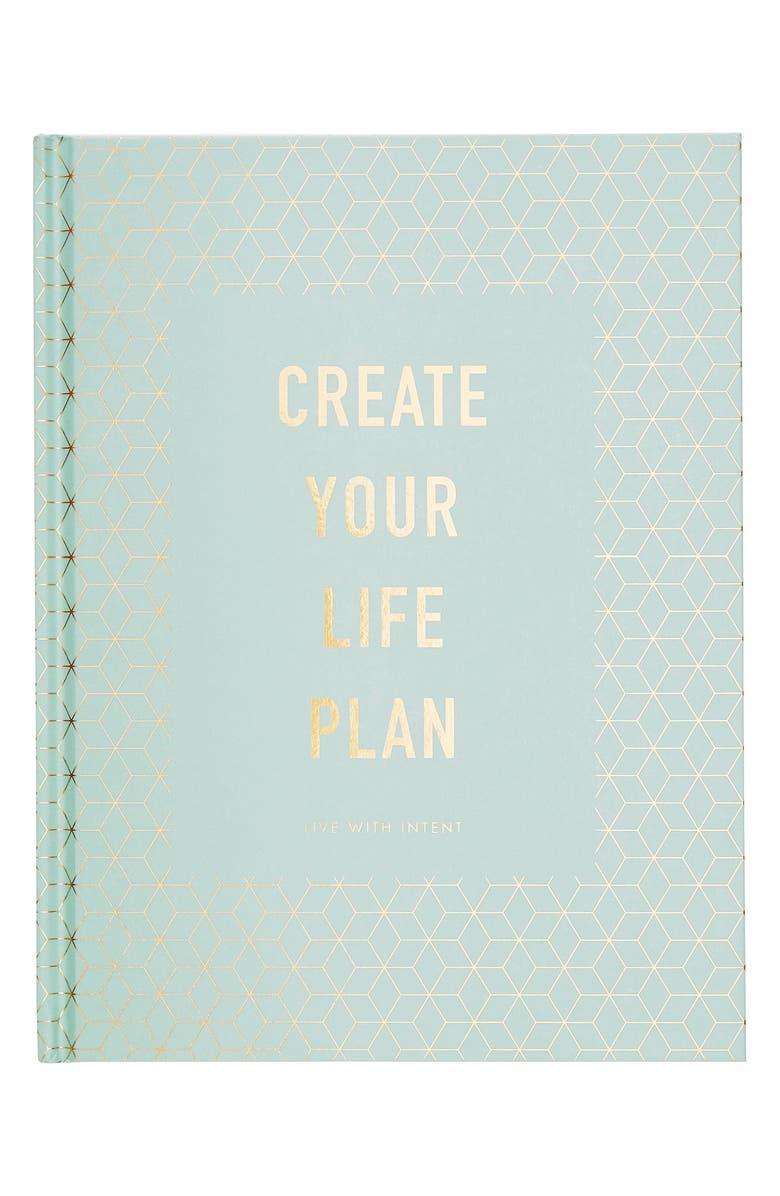 KIKKI.K Create Your Life Plan Book, Main, color, 400