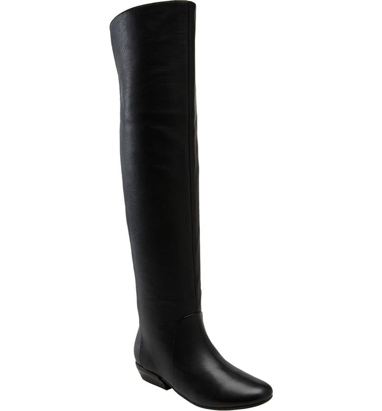 DV BY DOLCE VITA 'Ethel' Over the Knee Boot, Main, color, 001
