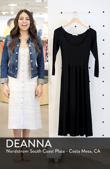 Lou Midi Dress, sales video thumbnail