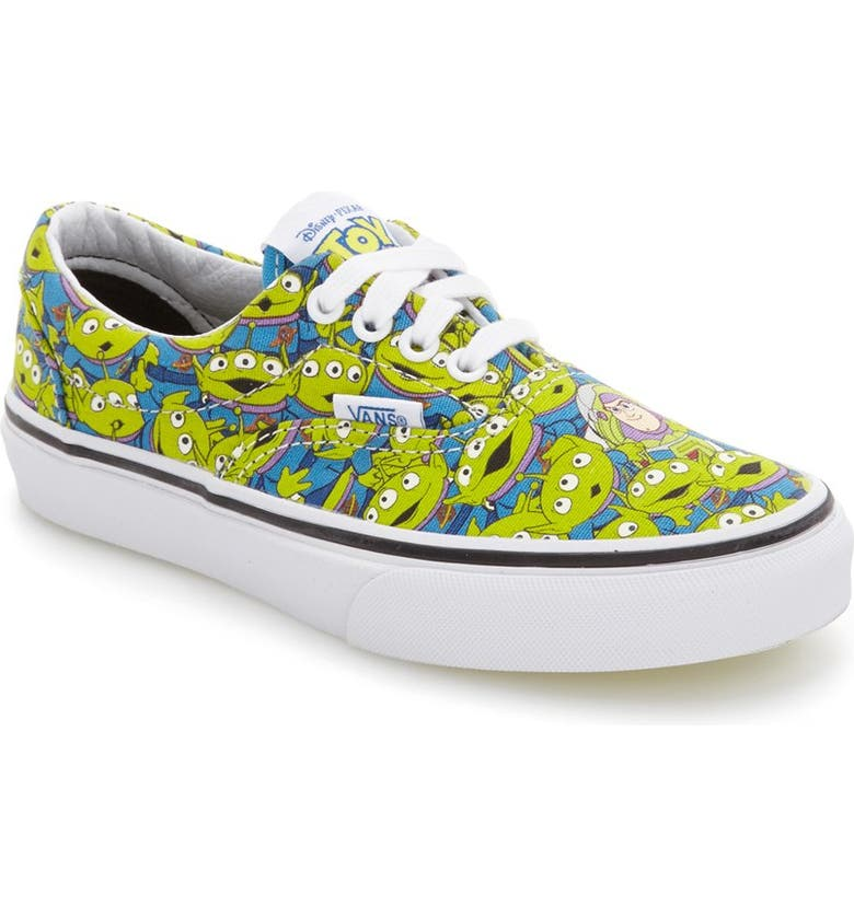zona esta Adversario  Vans x Disney Pixar® Toy Story™ Aliens Authentic Sneaker (Toddler, Little  Kid & Big Kid) | Nordstrom