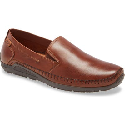 Pikolinos Azores Driving Shoe-12 - Brown