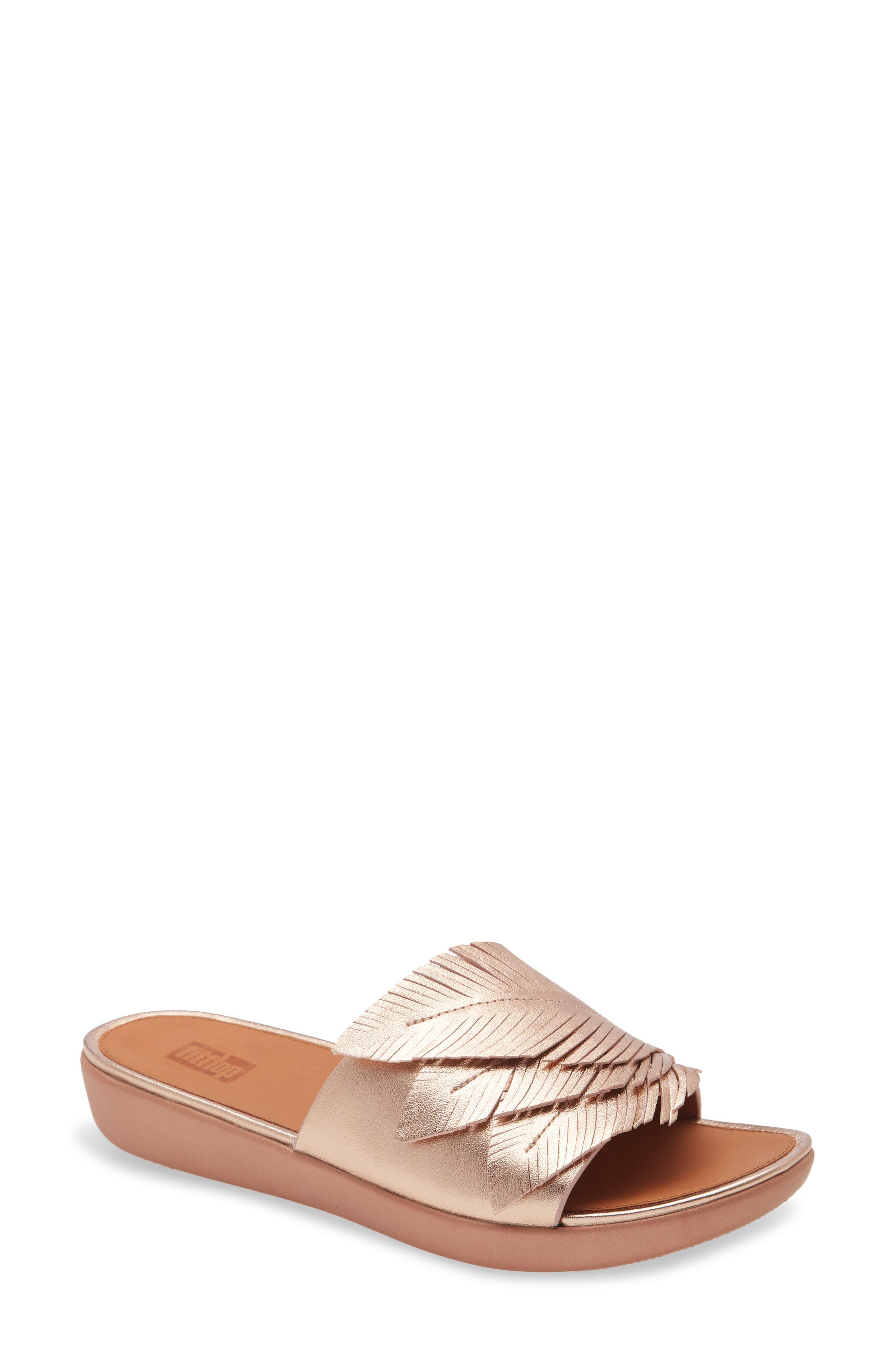 Sola Slide Sandal