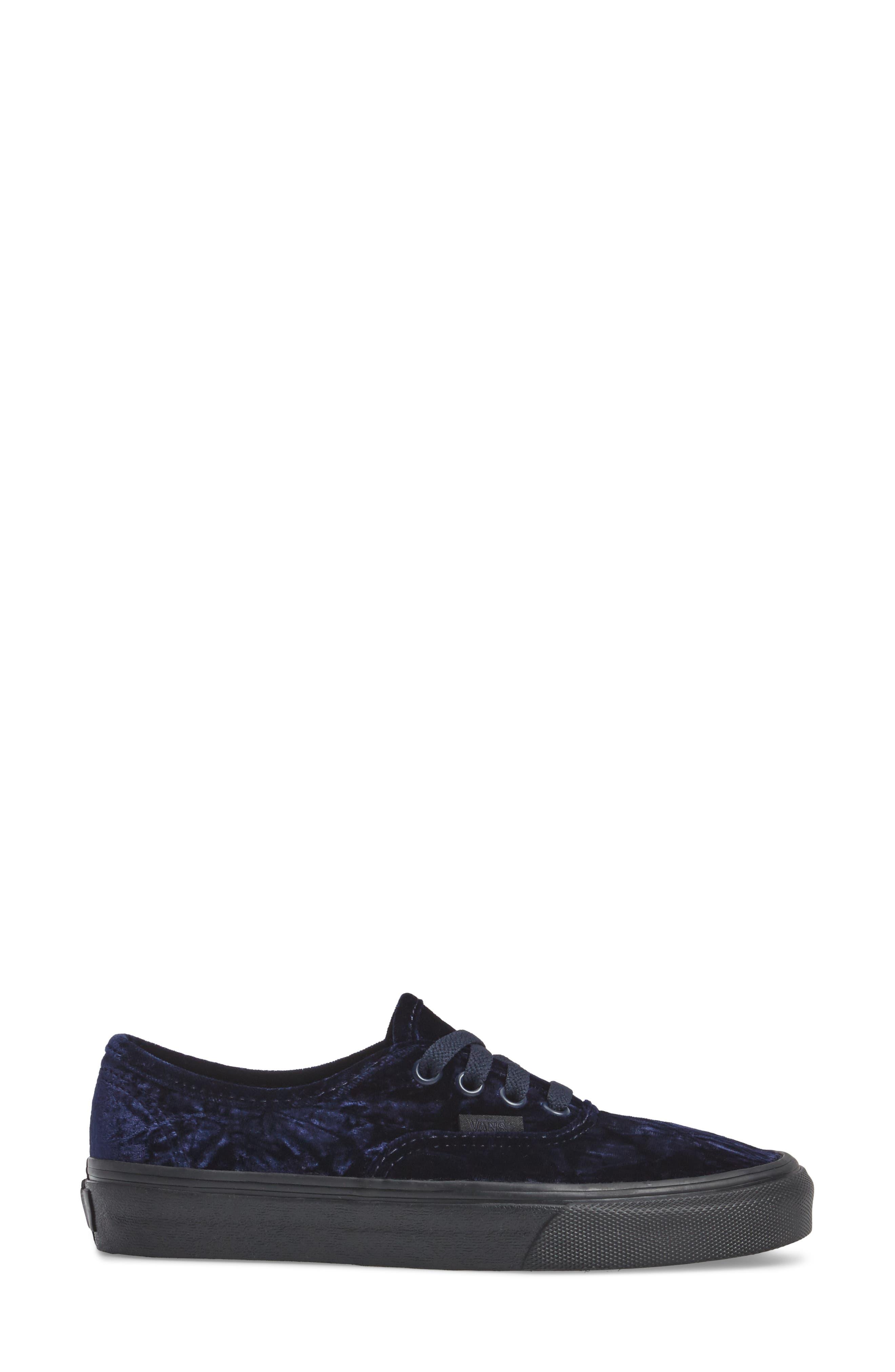 ,                             'Authentic' Sneaker,                             Alternate thumbnail 638, color,                             411