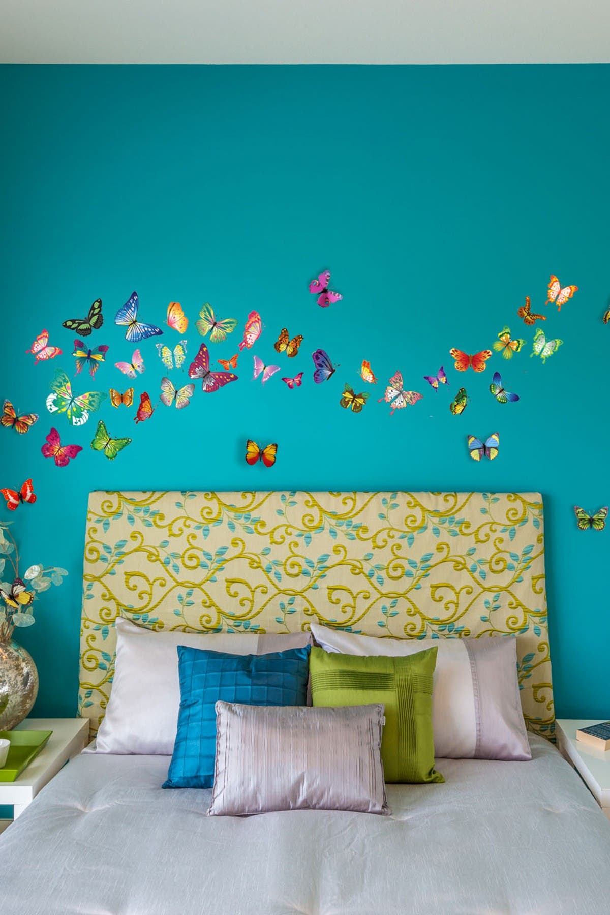 Image of WalPlus Multi Butterflies 3D Wall Decal