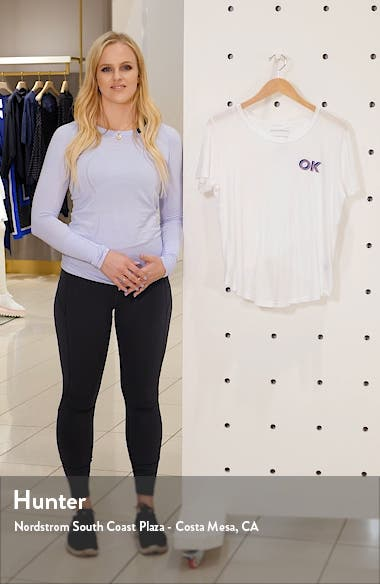 Lexi OK Graphic Tee, sales video thumbnail