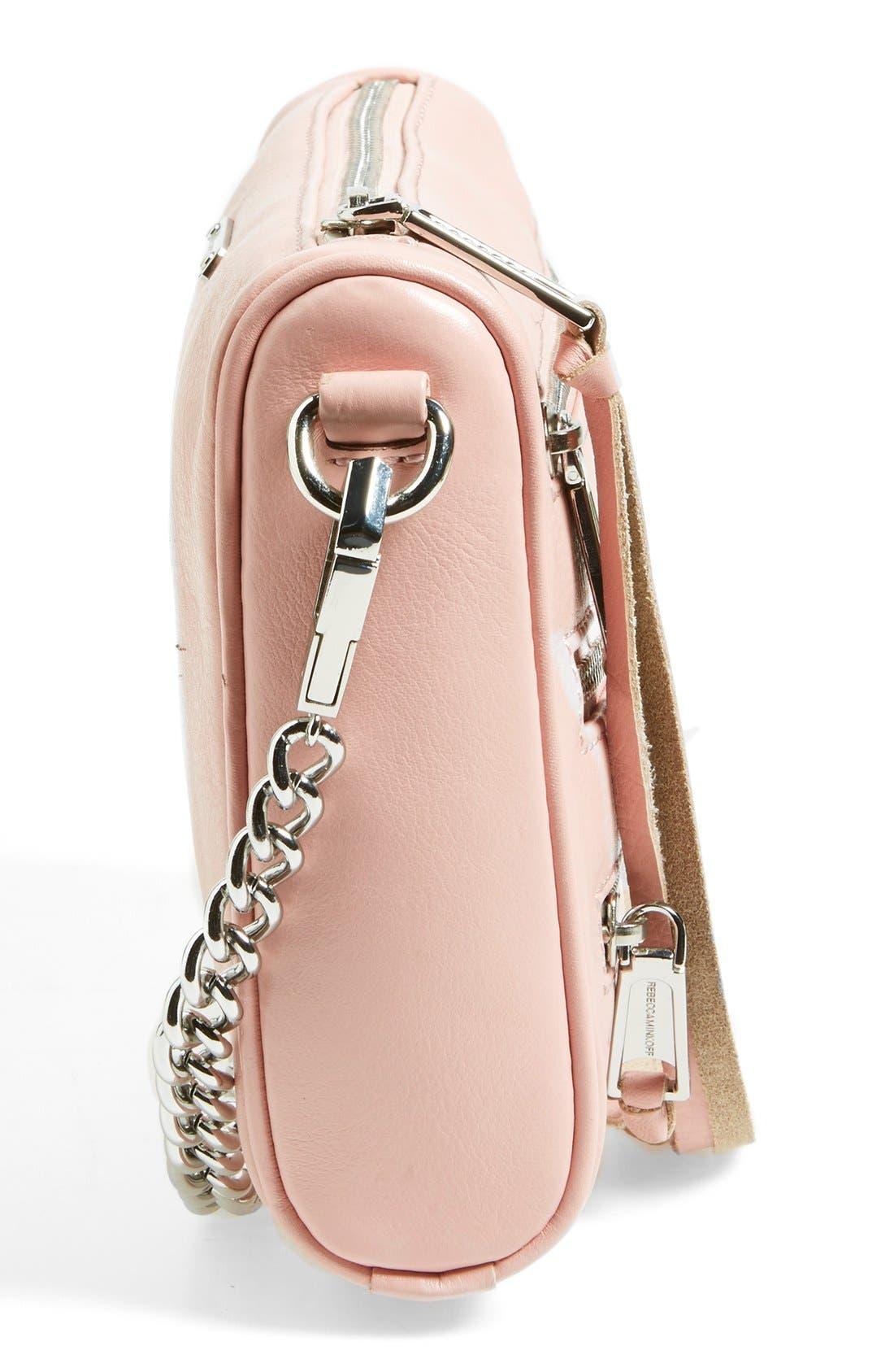 ,                             'Mini 5 Zip' Convertible Crossbody Bag,                             Alternate thumbnail 21, color,                             650