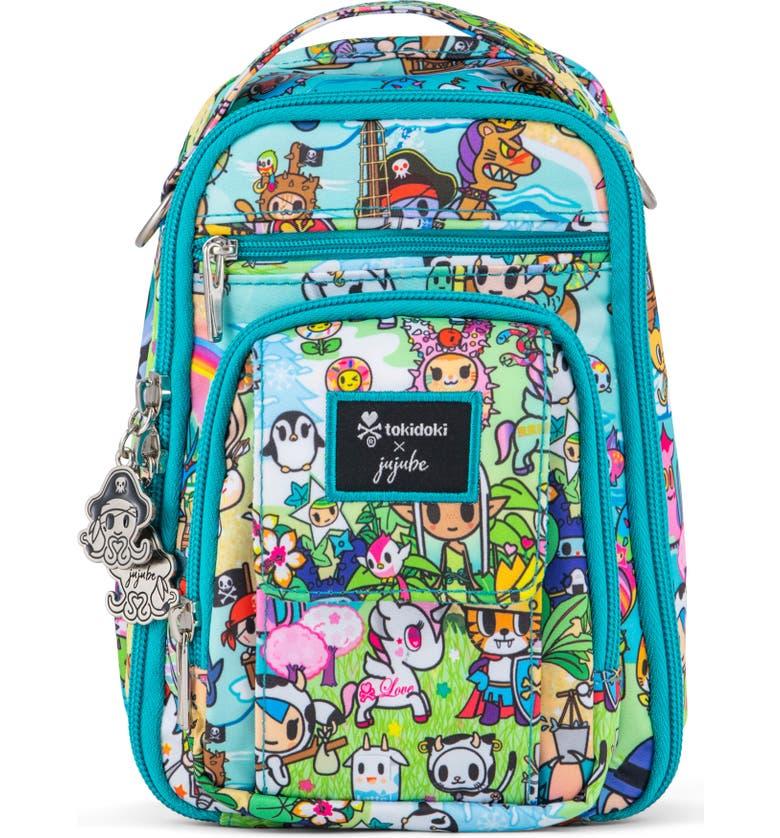 JU-JU-BE Mini BRB Backpack, Main, color, FANTASY PARADISE