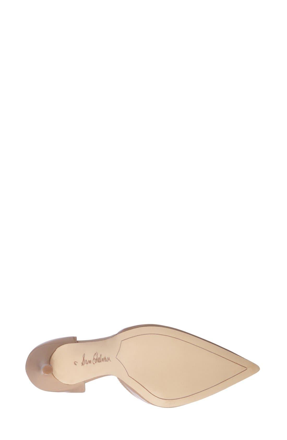 ,                             'Delilah' Calf Hair d'Orsay Pump,                             Alternate thumbnail 58, color,                             250