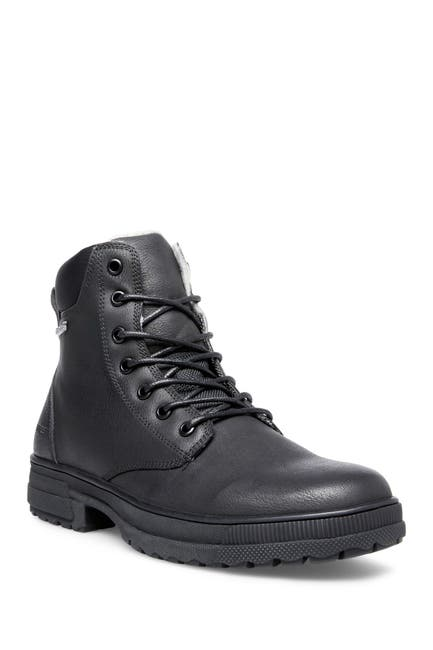 Image of Steve Madden Daly Water Resistant Lace-Up Boot