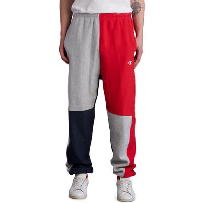 Champion Colorblock Sweatpants
