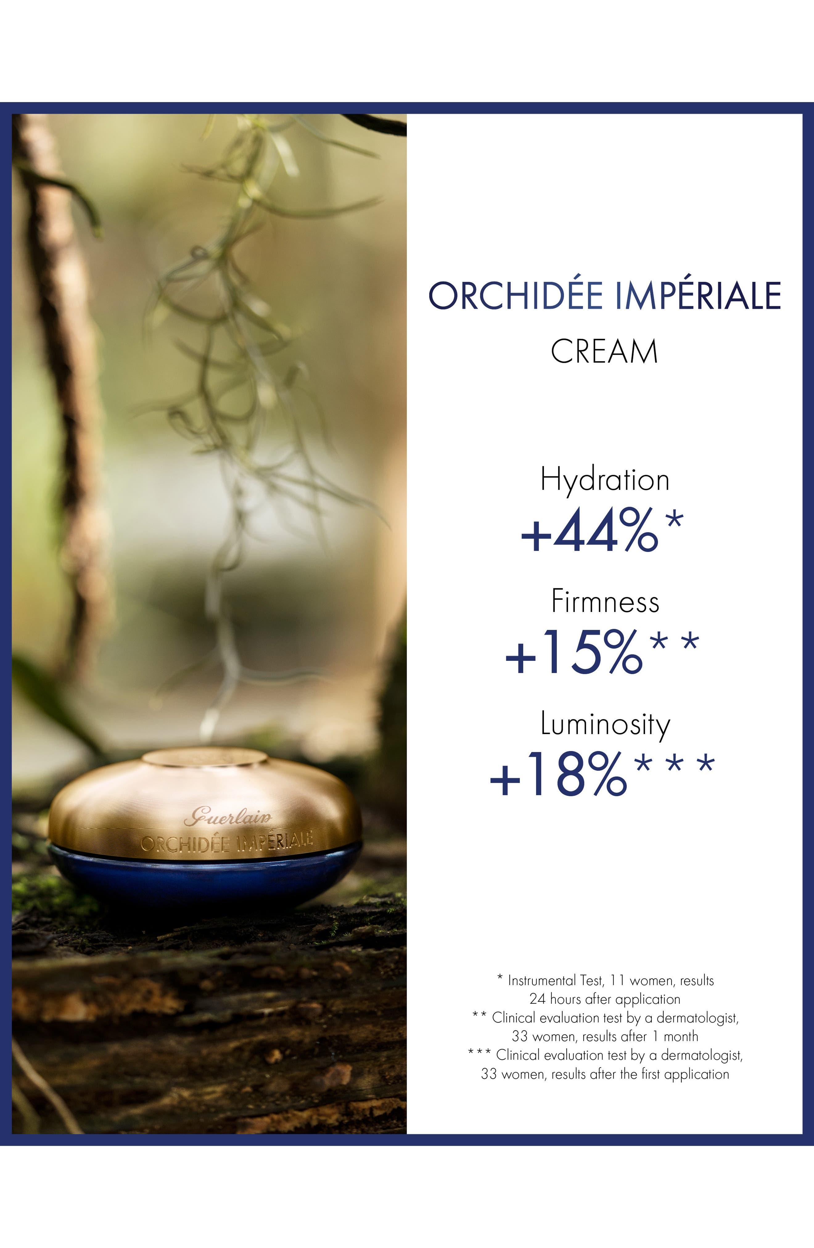 ,                             Orchidée Impériale Anti-Aging Cream,                             Alternate thumbnail 4, color,                             NO COLOR
