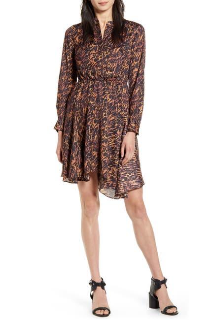 Image of ALLSAINTS Martina Ambient Long Sleeve Dress