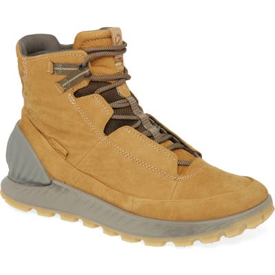 Ecco Limited Edition Exostrike Dyneema Sneaker Boot,9.5 - Brown