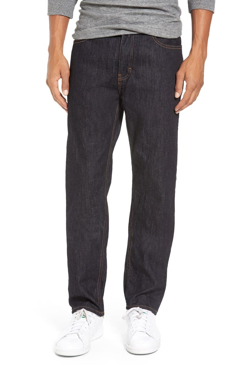 Rvca New Normal Straight Leg Jeans Nordstrom