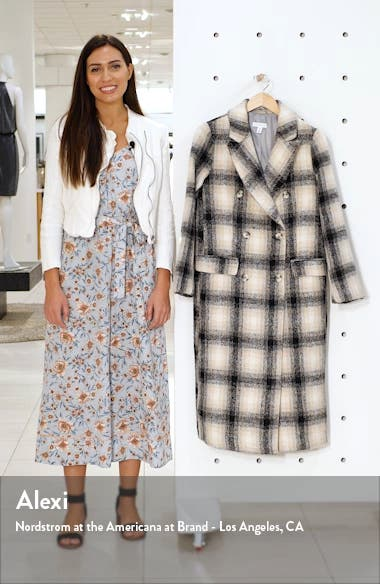 Toni Check Coat, sales video thumbnail
