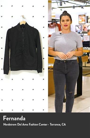 Lola Restore Soft Lounge Cozy Jacket, sales video thumbnail