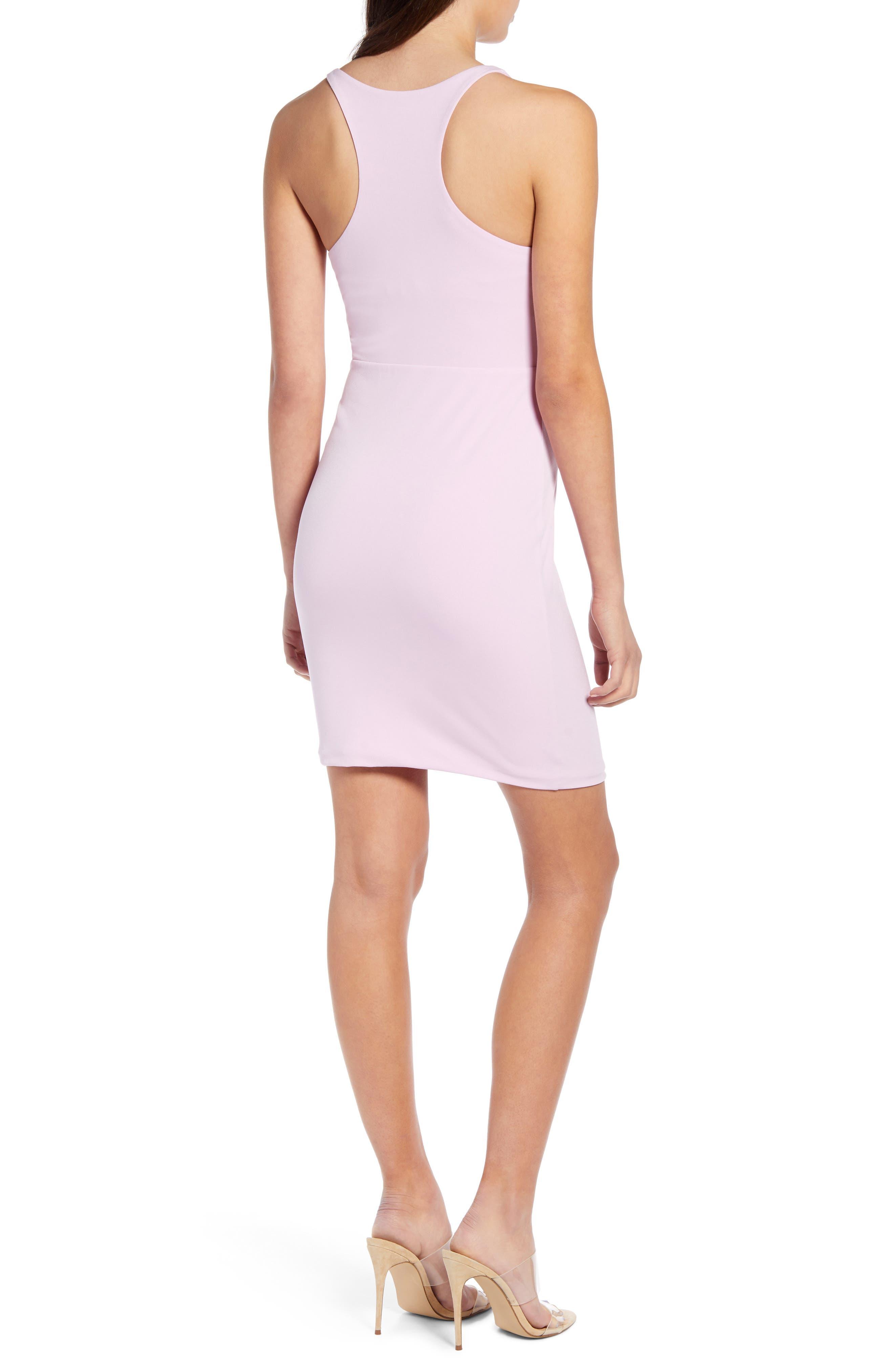 ,                             Racerback Body-Con Dress,                             Alternate thumbnail 45, color,                             530