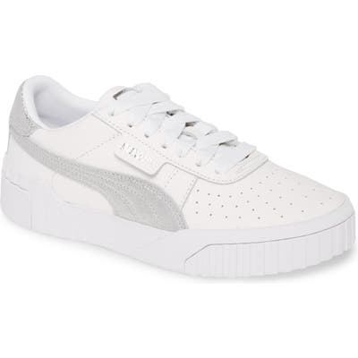 Puma Cali Metfoil Sneaker- Metallic