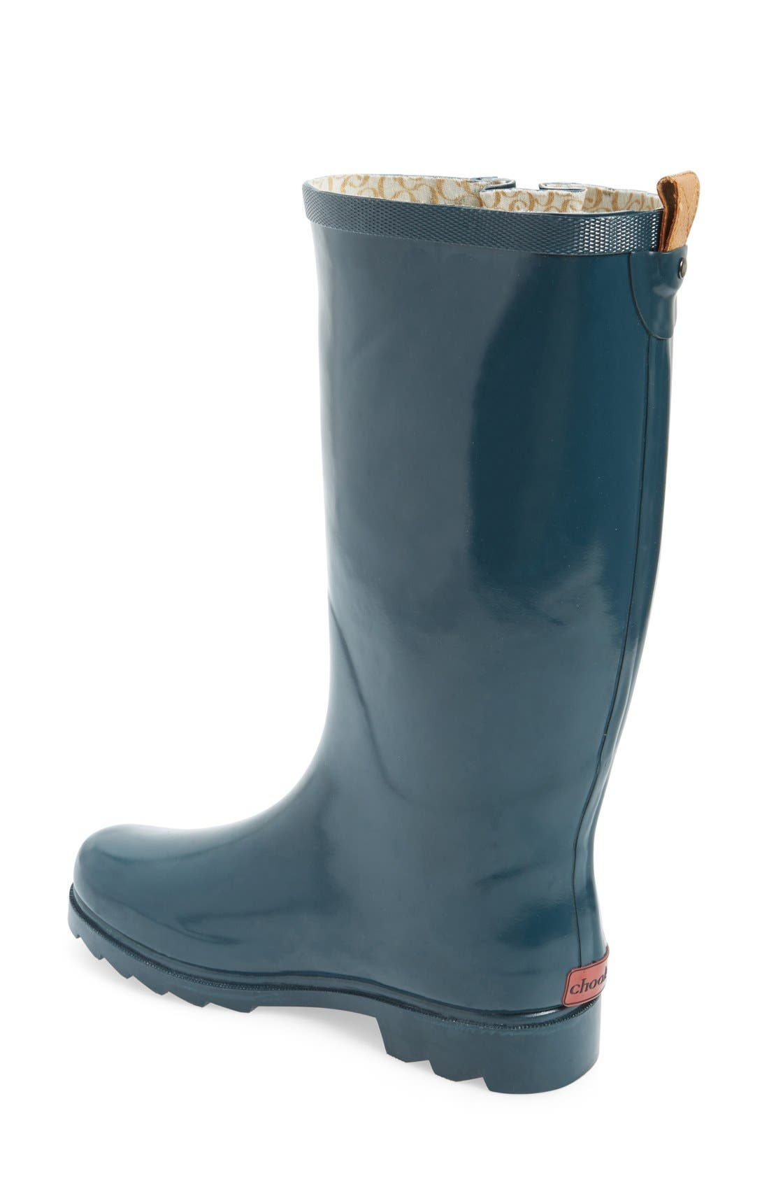 ,                             'Top Solid' Rain Boot,                             Alternate thumbnail 26, color,                             301