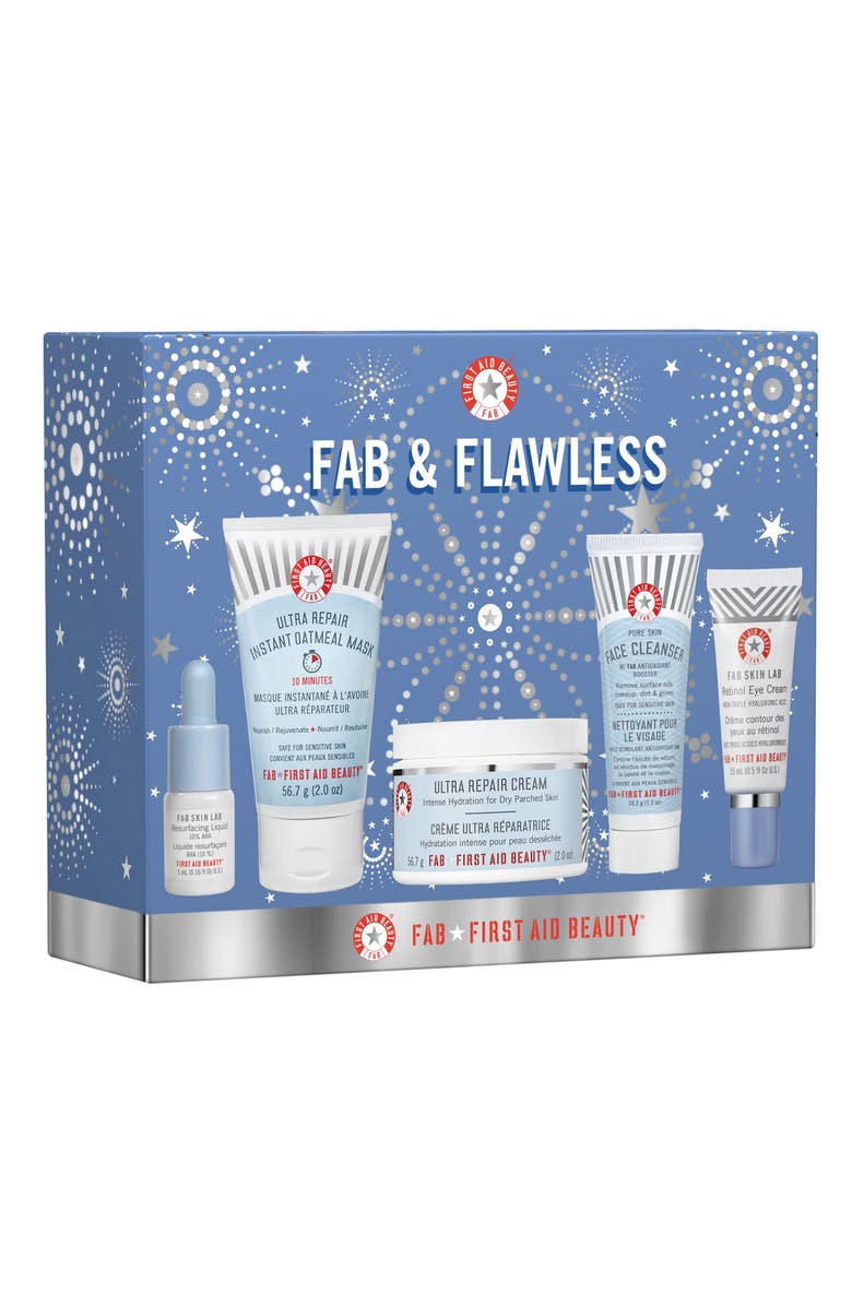 FIRST AID BEAUTY FAB & Flawless Kit, Main, color, NO COLOR