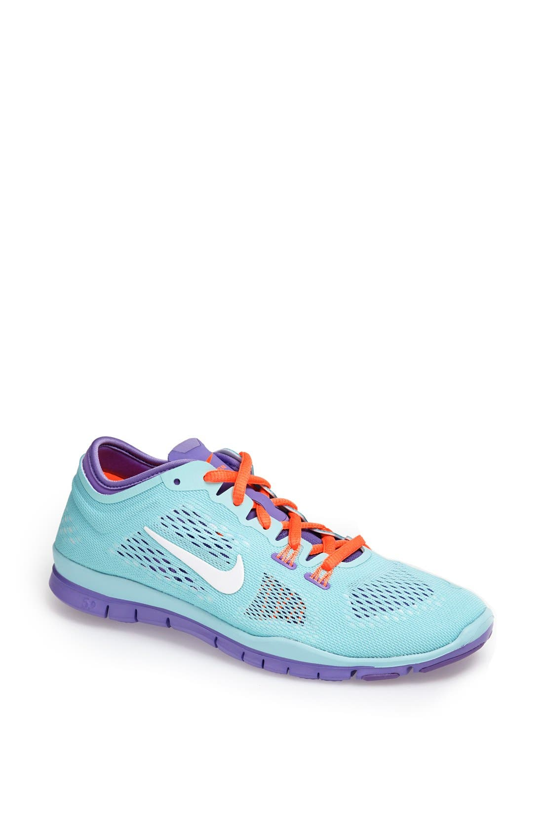 ,                             'Free 5.0 TR Fit 4' Training Shoe,                             Main thumbnail 54, color,                             400