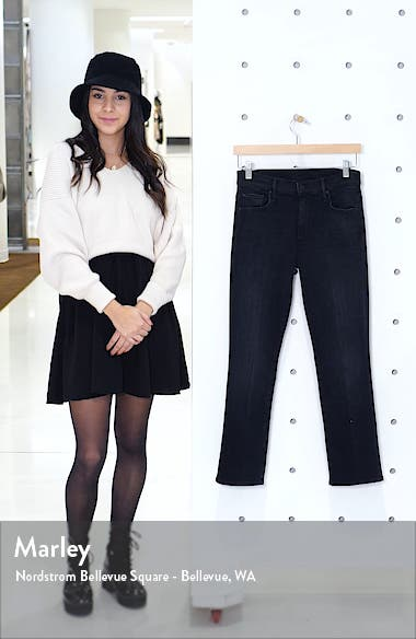 The Insider High Waist Ankle Bootcut Jeans, sales video thumbnail