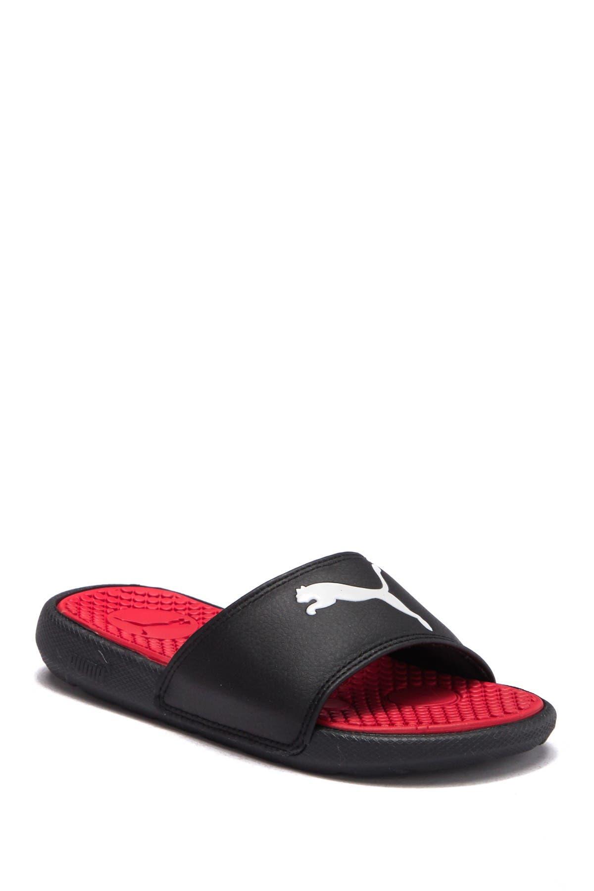Image of PUMA Cool Cat Sport Jr Slide Sandal