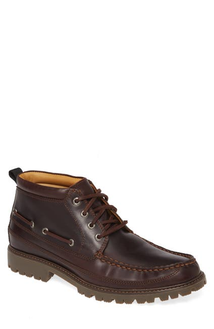 Image of Sperry Gold Cup Authentic Original Lug Sole Chukka Boot