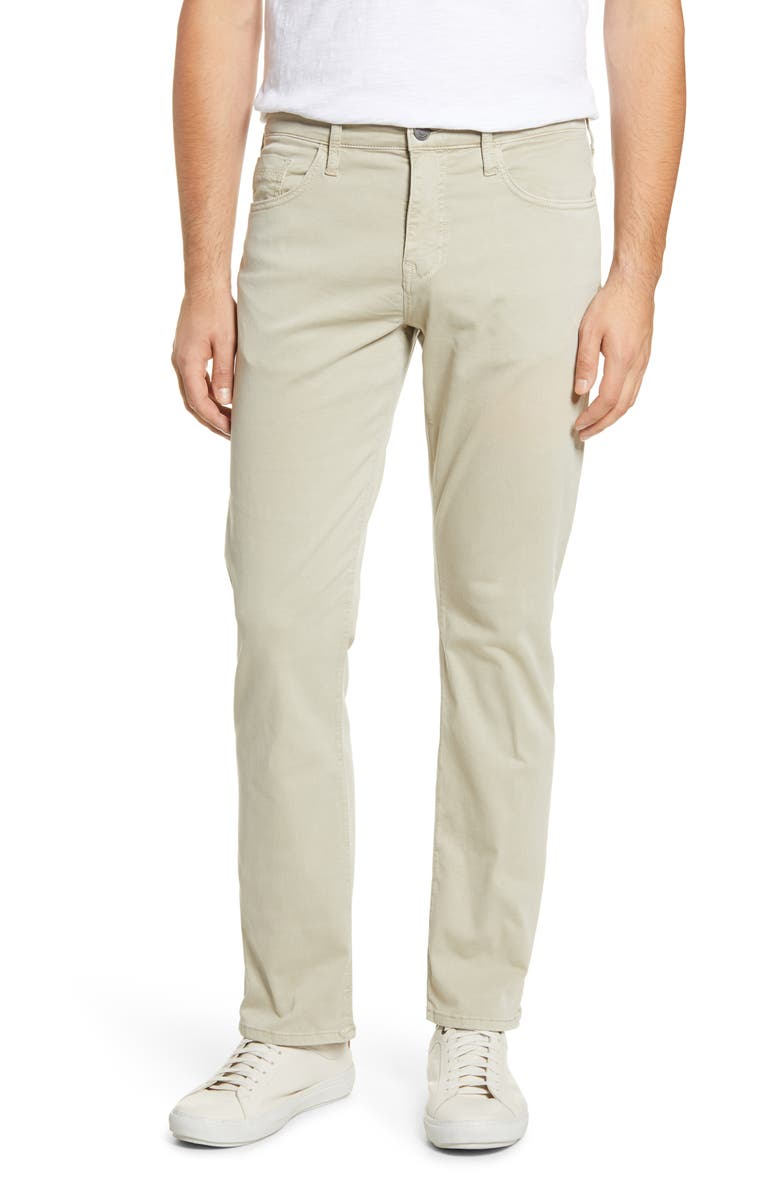 MAVI JEANS Matt Relaxed Fit Stretch Sateen Pants, Main, color, 250