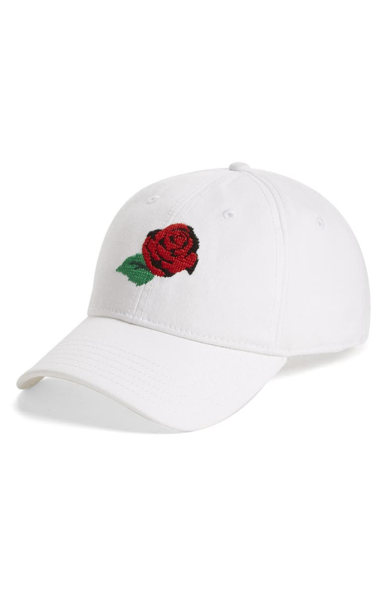 OPENING CEREMONY 'Rose' Cap, Main, color, 100