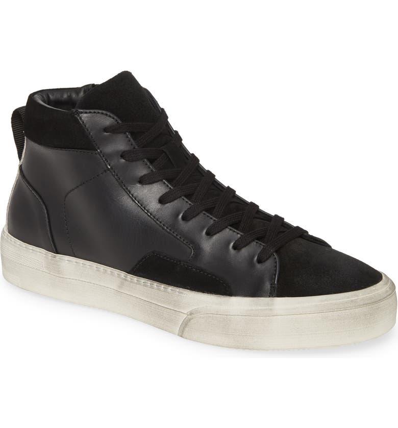 JOHN VARVATOS Star USA Mac Skate Sneaker, Main, color, 001