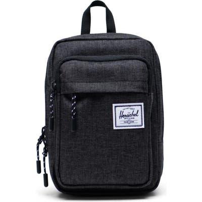 Herschel Supply Co. Large Form Shoulder Bag - Black