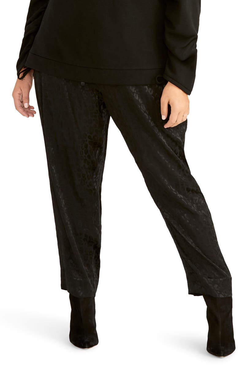 RACHEL RACHEL ROY Shelle Pants, Main, color, 001