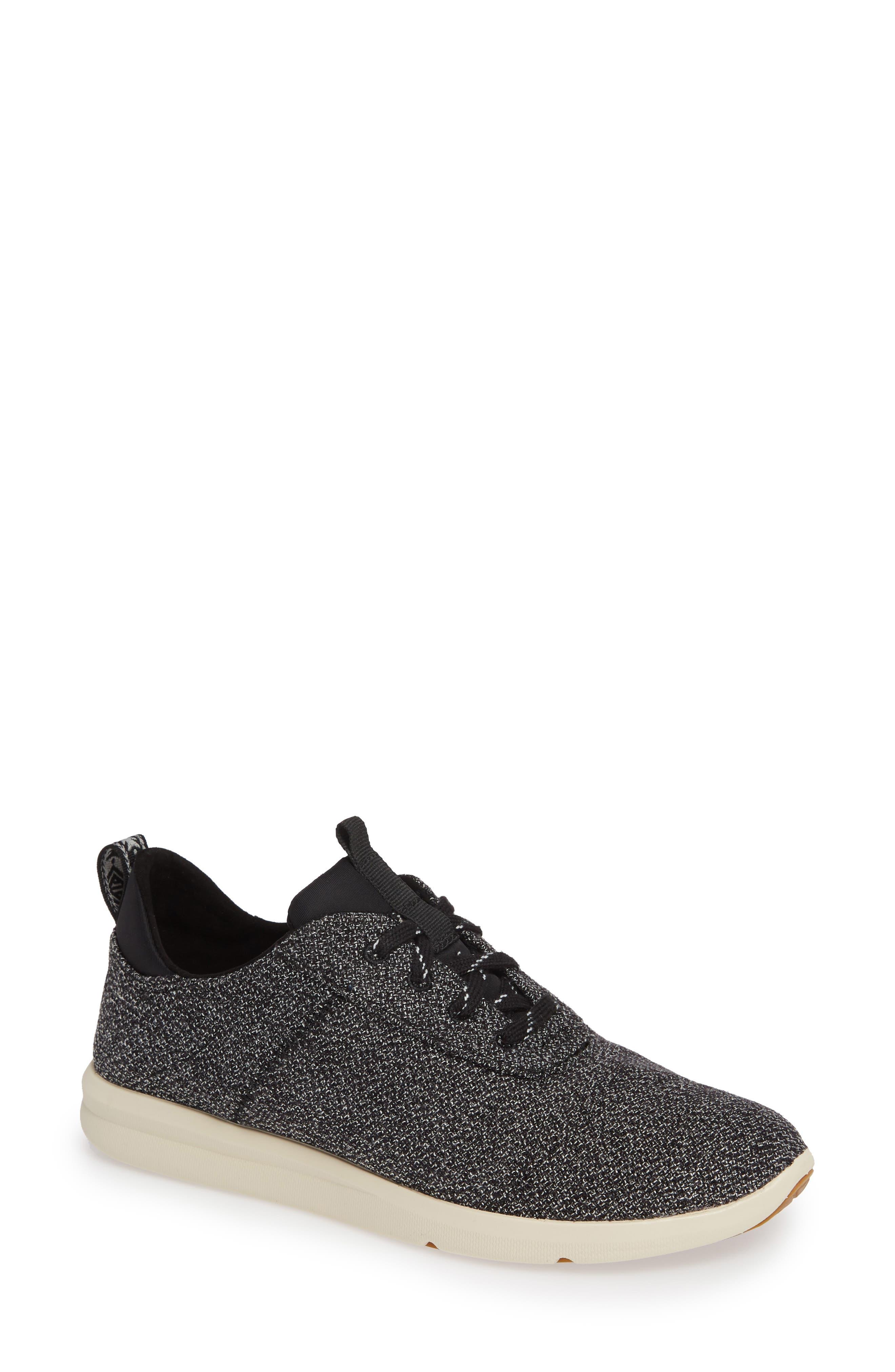 Toms Cabrillo Sneaker, Black