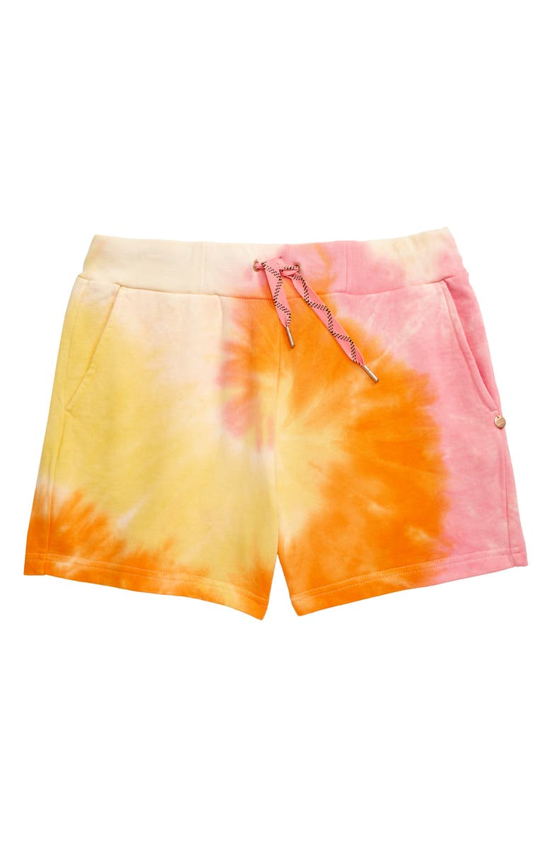 SCOTCH R'BELLE Tie Dye Knit Shorts, Main, color, 800