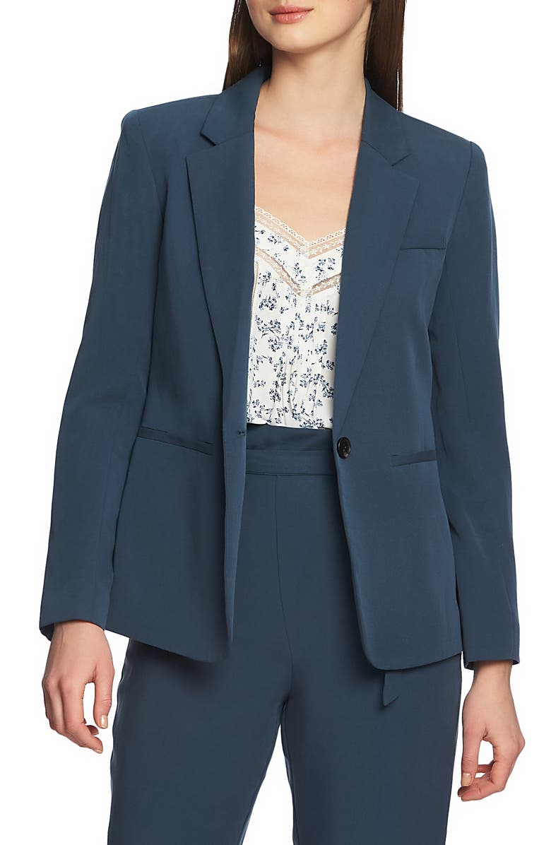 1.STATE Washed Twill Blazer, Main, color, 400